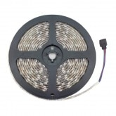5m RGB LED Strip 12V DC, SMD5050, 60LED/m, IP20