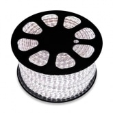 50m LED Strip in Cool White,  220V AC, SMD5050, 60 LED/m