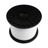50m LED Flexible Neon Strip in Warm White (120LED/m)