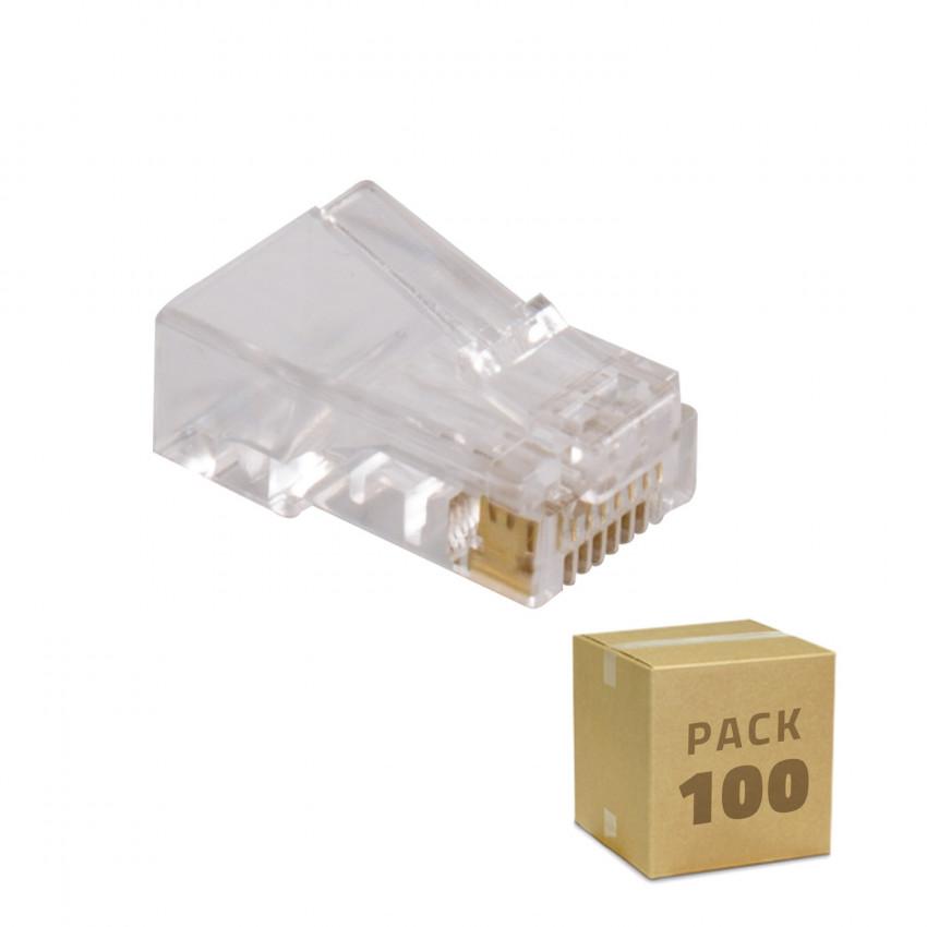 Pack of UTP RJ45 (100 un)
