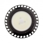 Frosted Lens for a HE & SQ UFO LED High Bay