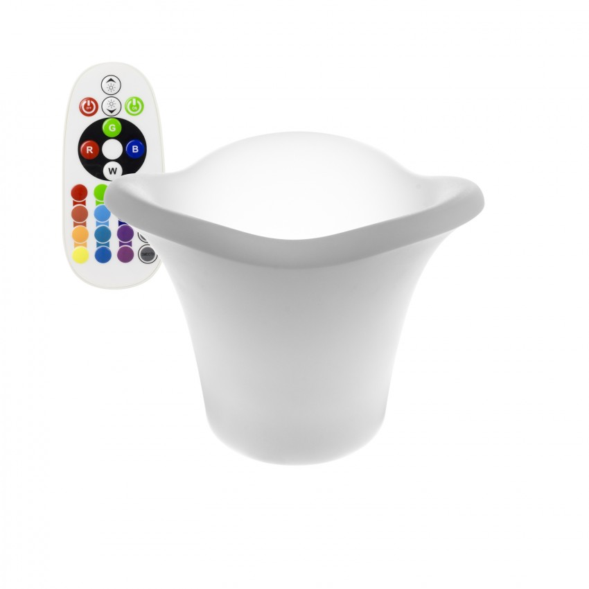 42cm Rechargeable RGBW LED Ice Bucket