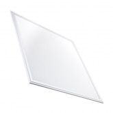40W 60x60cm High Lumen Slim LED Panel with a White Frame (5200 lm)
