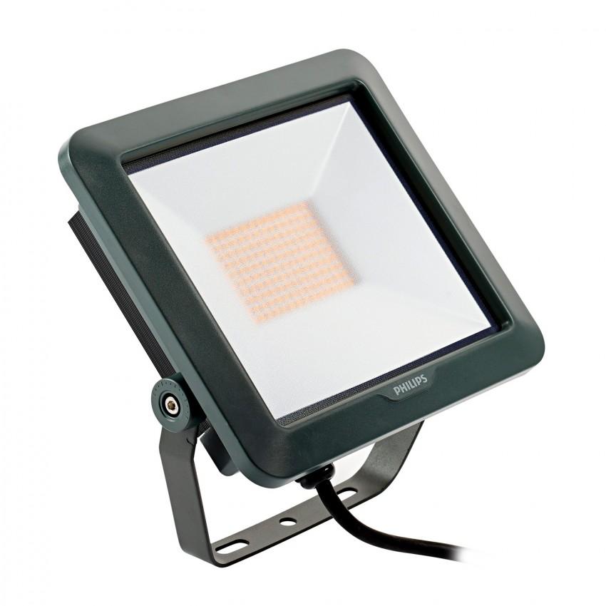 50w philips ledinaire bvp105 mini led floodlight ledkia. Black Bedroom Furniture Sets. Home Design Ideas