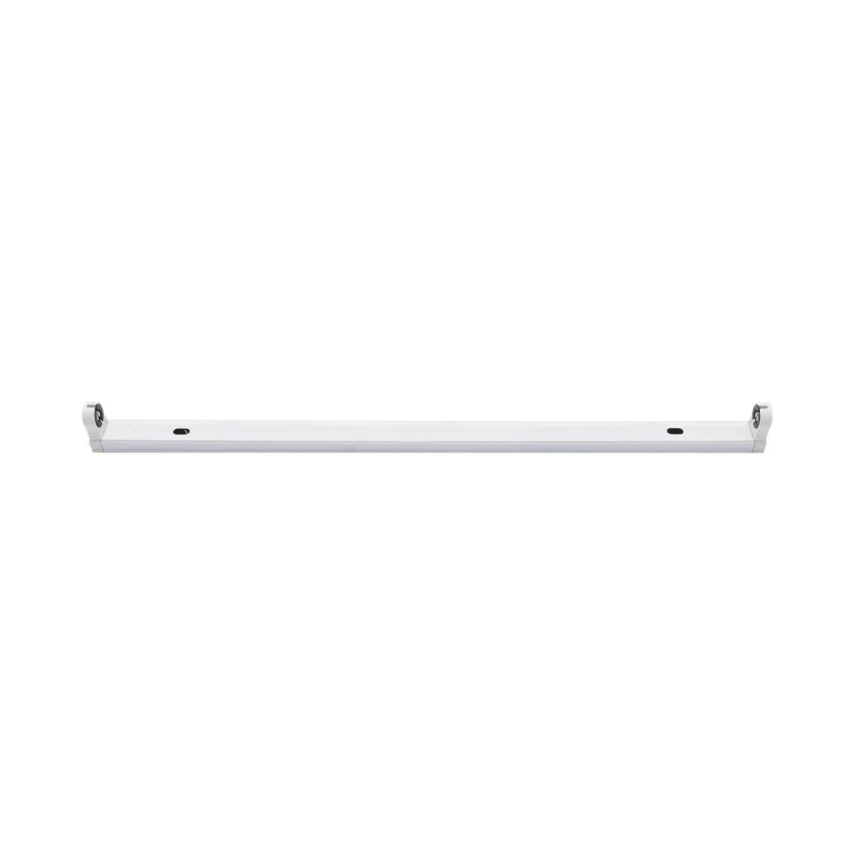 Lamp Holder For A 1500mm T8 Led Tube Ledkia United Kingdom Light Circuit Diagram Buy Regleta Para Tubo De 600mm