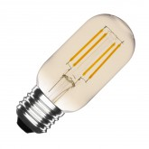 T45 E27 3.5W Tory Gold Filament LED Bulb (Dimmable)