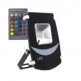 30W Elegance RGB LED Floodlight