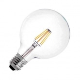 G95 E27 6W Planet Filament LED Bulb (Dimmable)