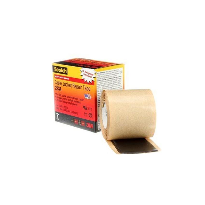 3M Scotch 2234 Electrician's Bundling Tape 400V/mil(50mm x 1.8m) 3M-7000032613-SPR-N