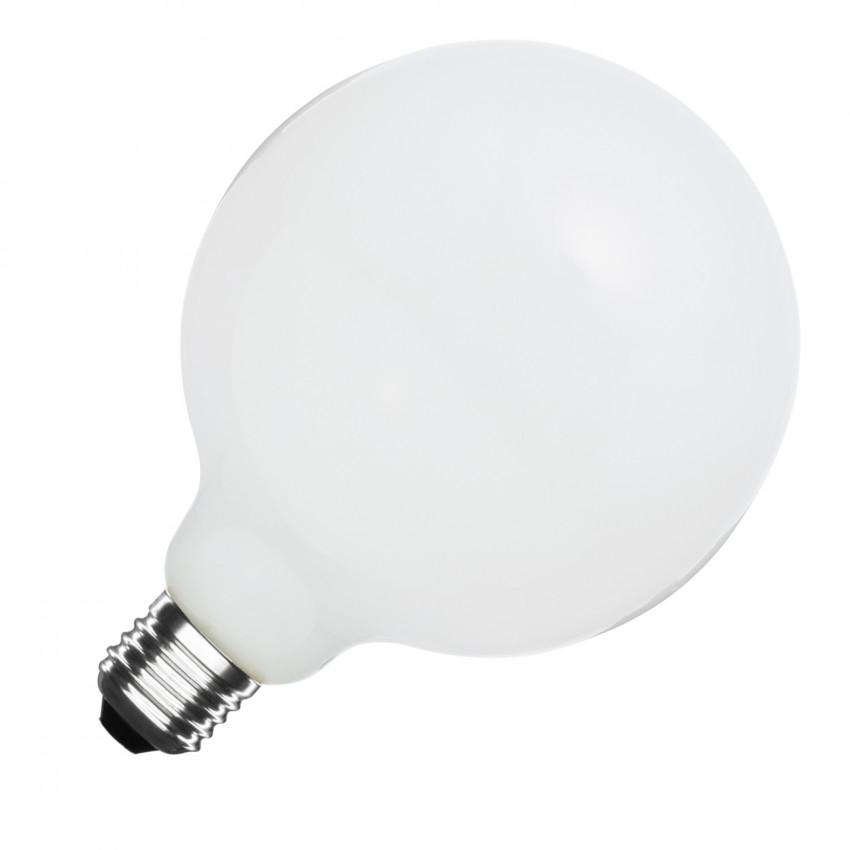 Glass G125 E27 10W LED Bulb