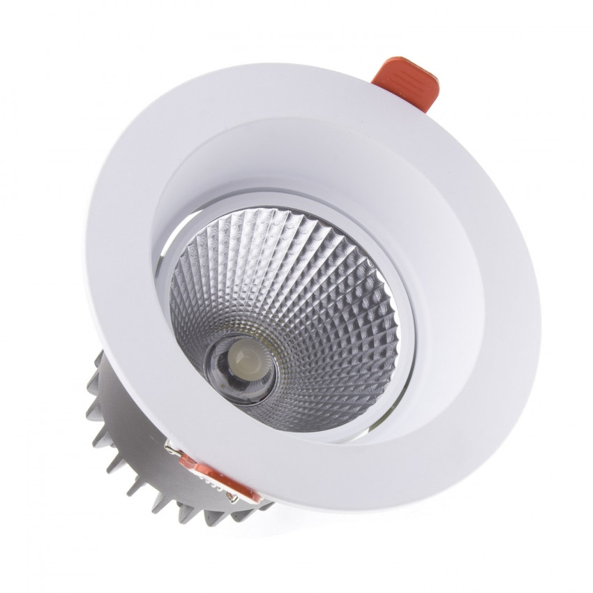 20W Manhattan CREE-COB LED Spotlight - LIFUD (UGR 19) Ø 105mm Cut Out