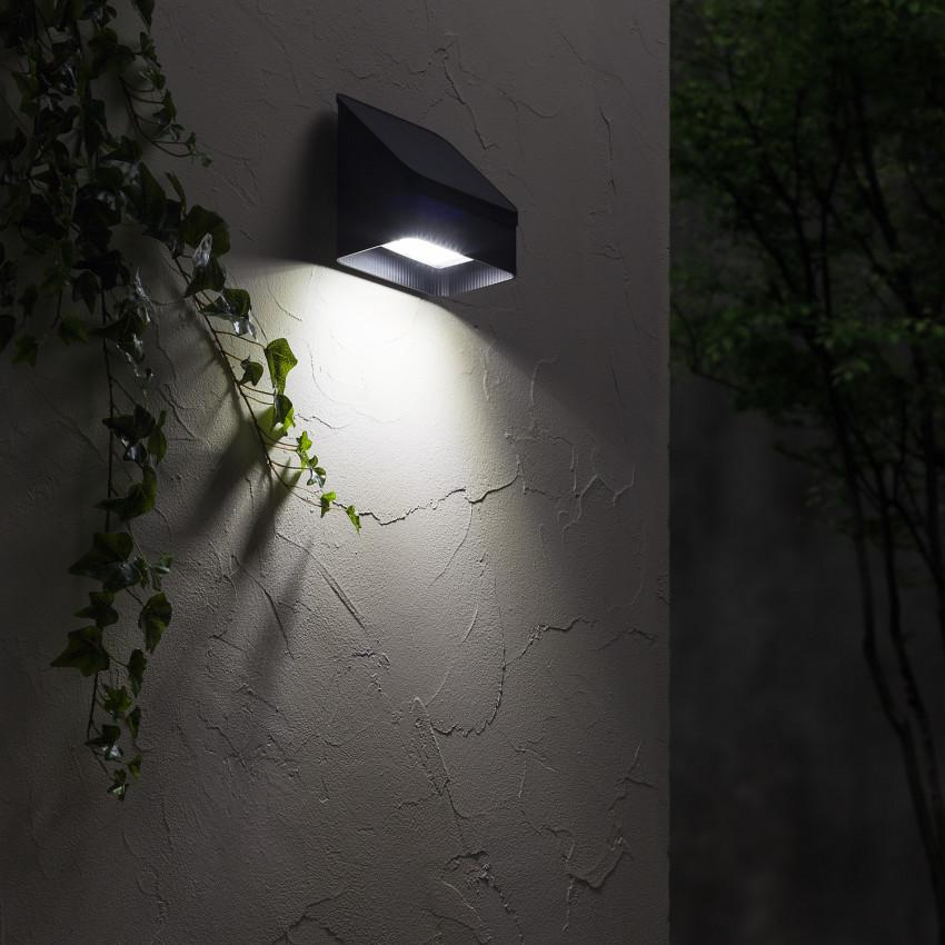 Solar Namib LED Light with Radar Motion Detection IP65