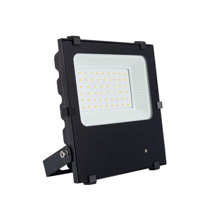 30W 140 lm/W HE PRO Dimmable LED Floodlight with Radar Motion Detection