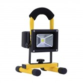 Portable 20W LED Floodlight with a Battery