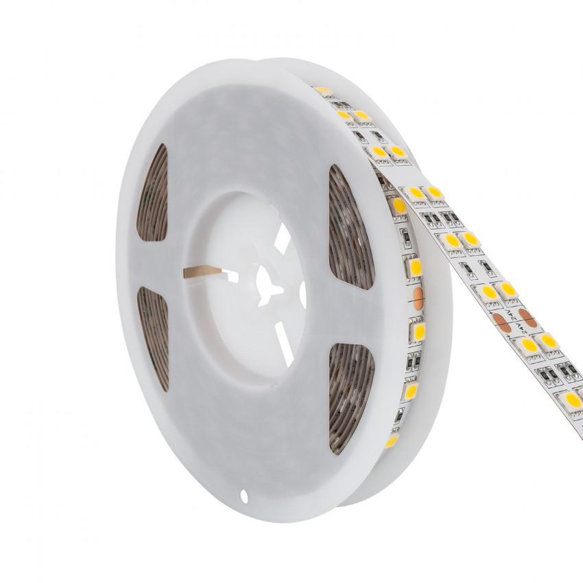 5m LED Strip 24V DC 120LED/m IP20
