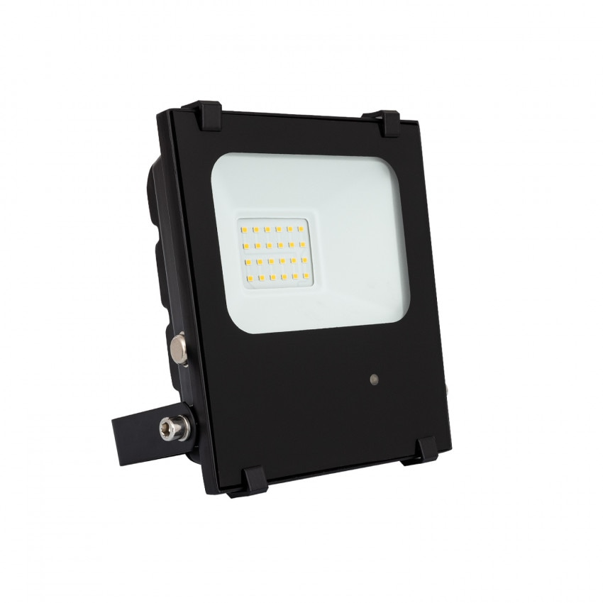 20W 140 lm/W HE PRO Dimmable LED Floodlight with Radar Motion Detection