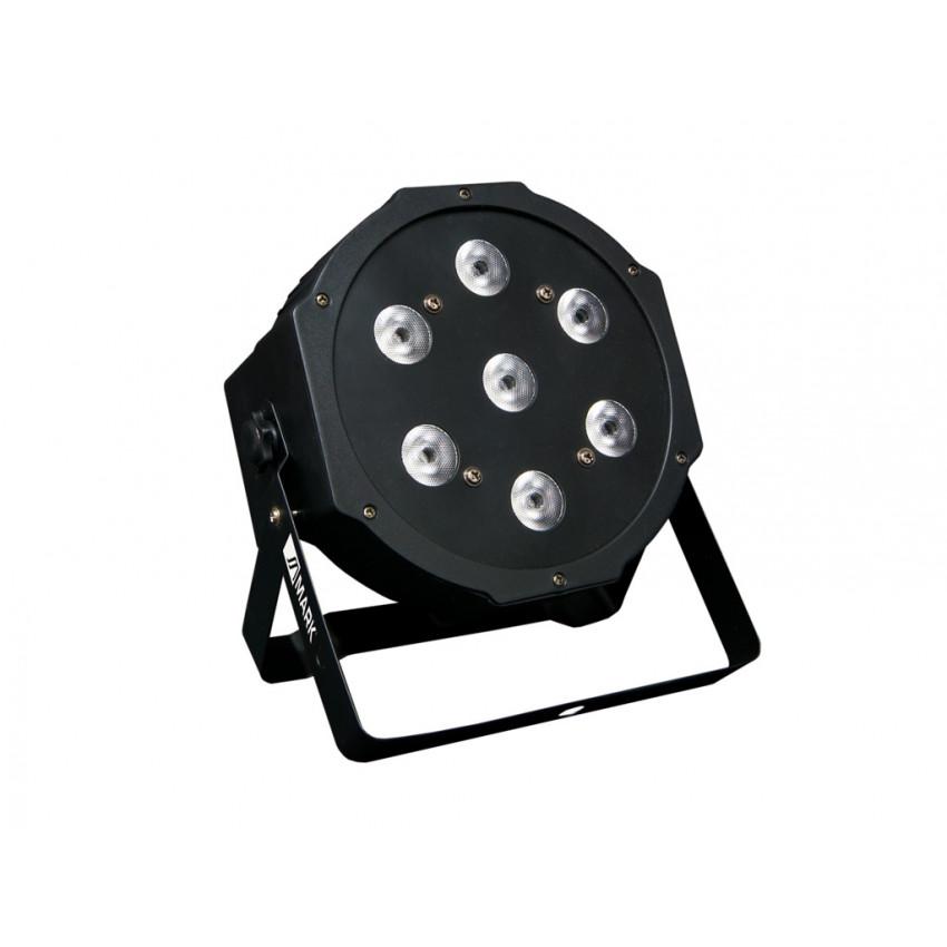 LED Spotlight 36W SUPERPARLED ECO 36 DMX RGB  EQUIPSON 28MAR028