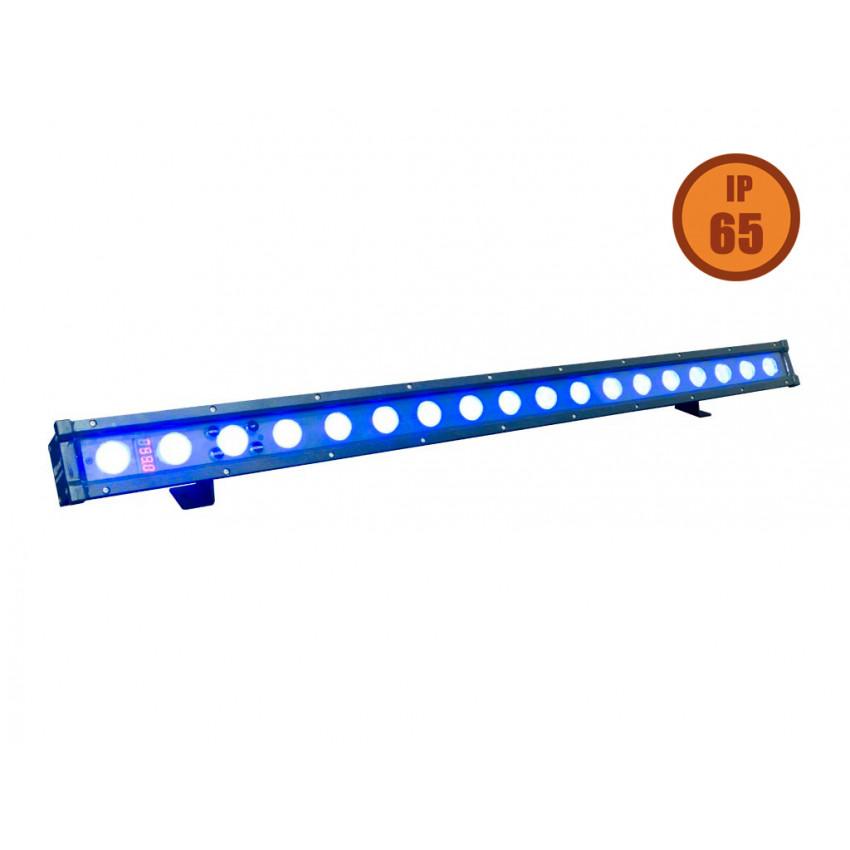 60W MBAR 381 IP65 Equipson RGB DMX Linear LED Wash Light