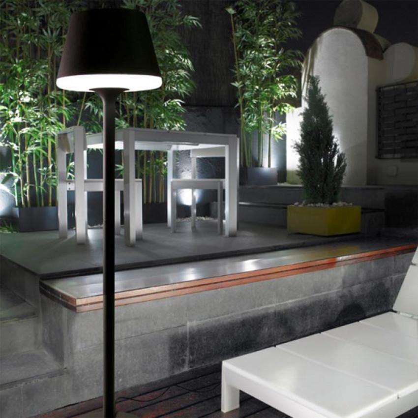 Moonlight Floor Lamp LEDS-C4 25-9503-Z5-M1