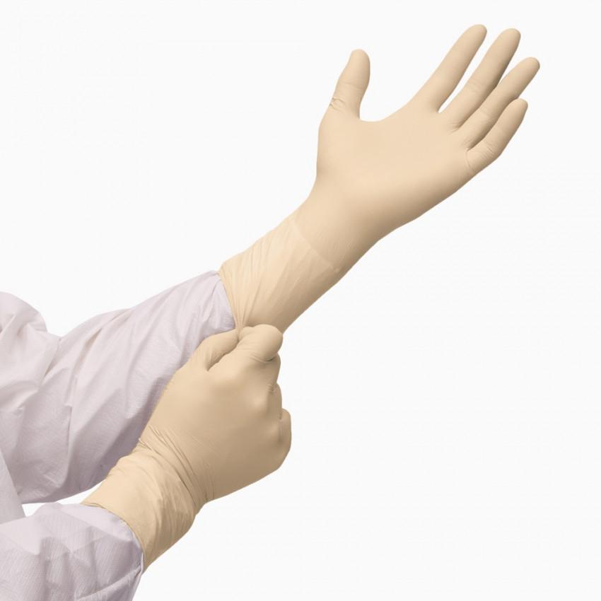 Box of 100 Latex Gloves