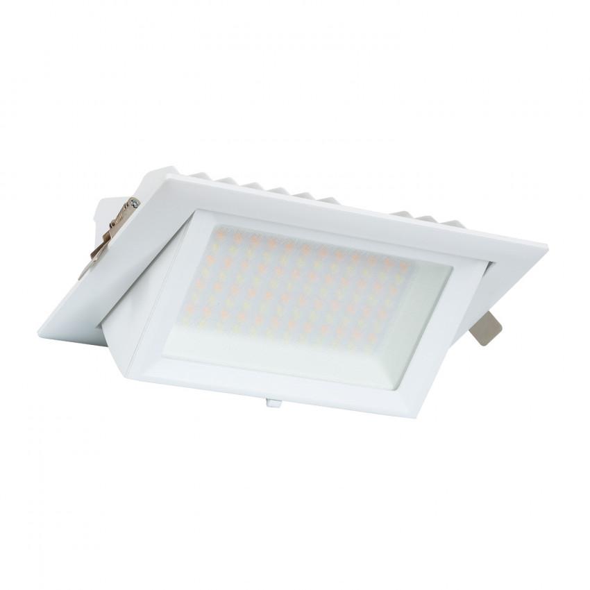 48W Rectangular SAMSUNG 130lm/W Adjustable LIFUD LED Spotlight