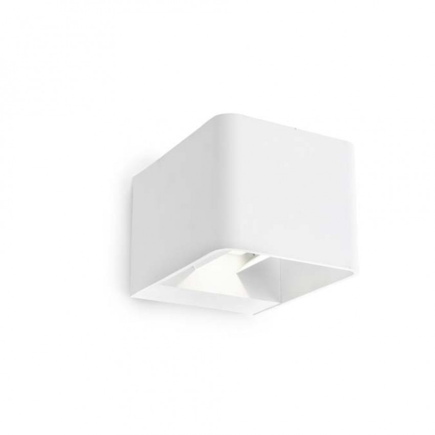 9W IP65 Wilson Square Wall Light  LEDS-C4 05-9683-14-CL