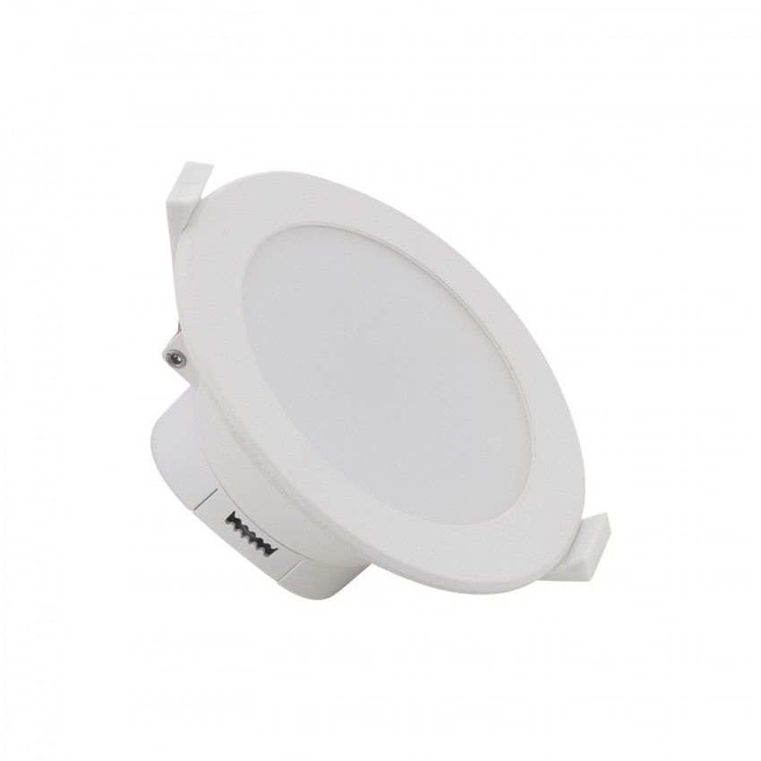 Round 10W LED Downlight (IP44) Ø 100mm Cut-Out