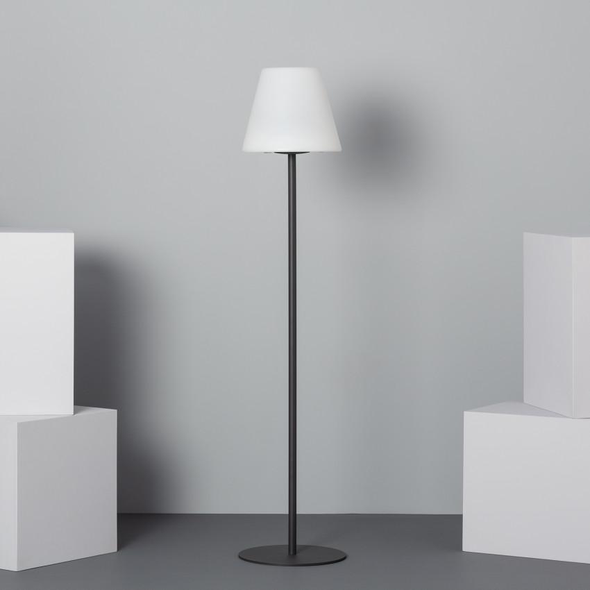 Solar LED Floor Lamp