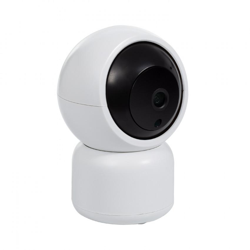 Smart WiFi PTZ 1080p Security Camera