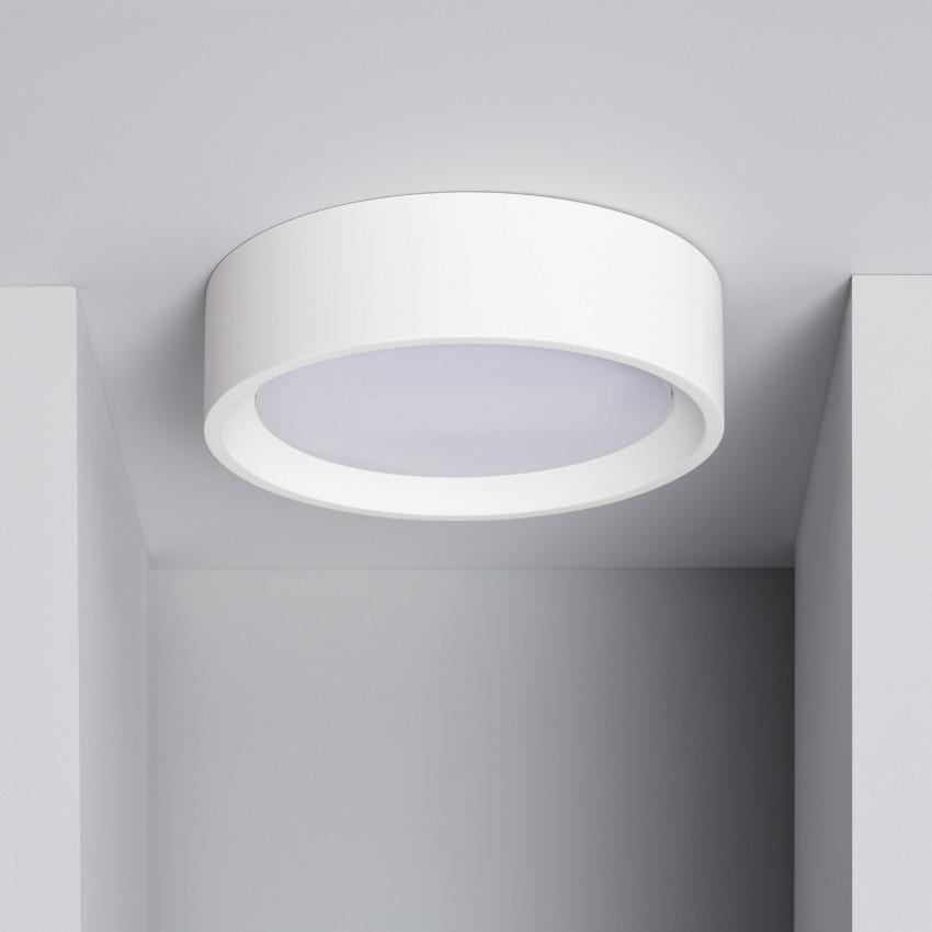 Round Onix 12W LED Ceiling Light