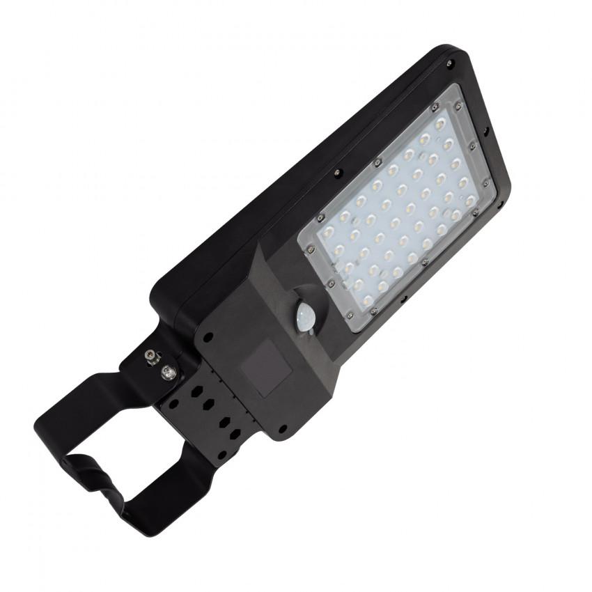 10W Solar LED Luminaire with Motion and Twilight Sensor