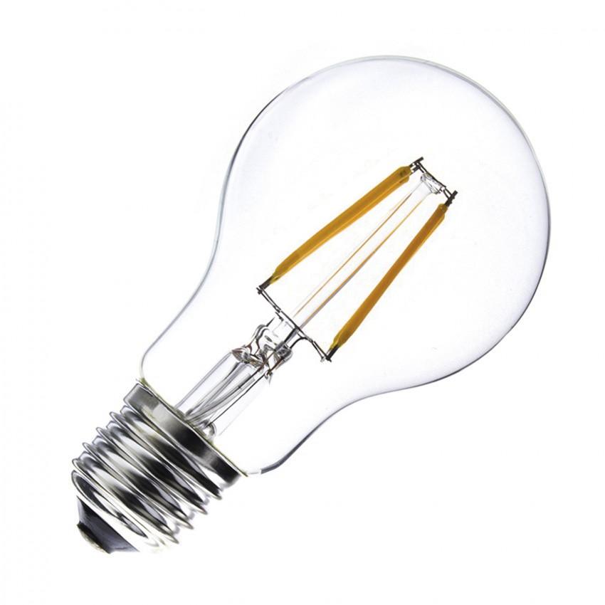 A60 E27 6W Classic Filament LED Bulb (Dimmable)