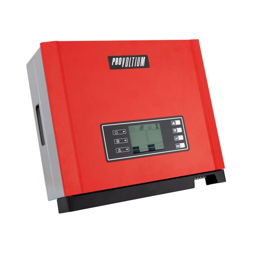 Dual MPPT 5/10/15 kW Three-Phase Grid-Tied Solar Inverter