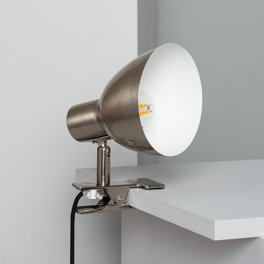 Yarbo Table Lamp with Clamp