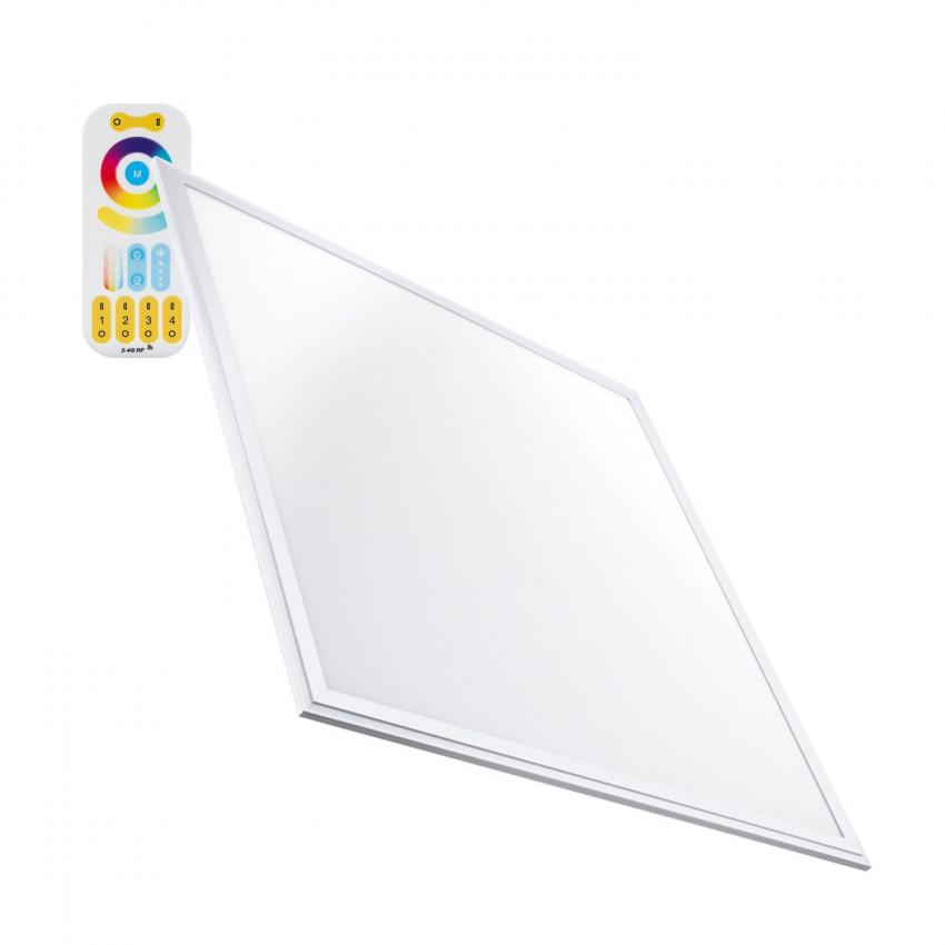 60x60cm 36W 3600lm RGBWW Dimmable LED Panel