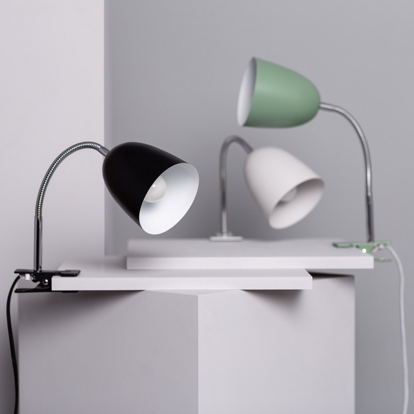 Ripley Flexo Table Lamp with Clamp