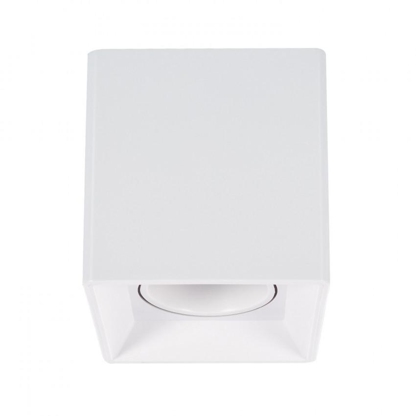 Jaspe PC White Ceiling Light