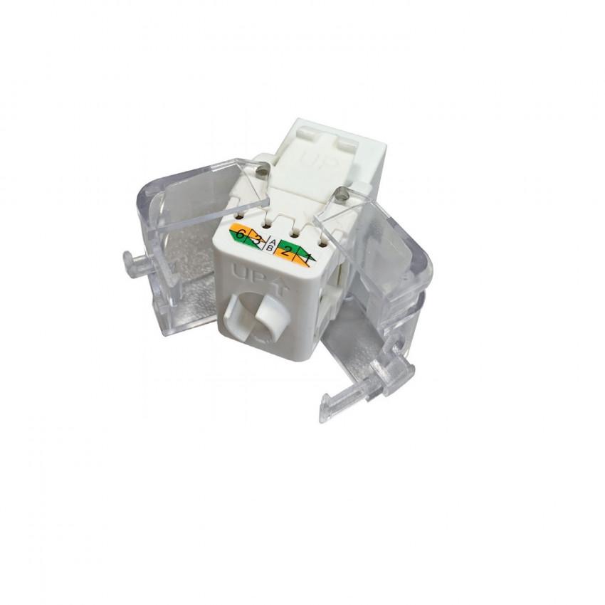 OPENETICS 5822 CAT6 UTP RJ45 Slim Female Connector without Tools