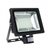 50W SMD Floodlight with Detector (120lm/W)
