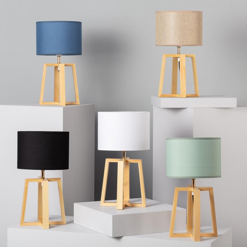 Korsade Table Lamp
