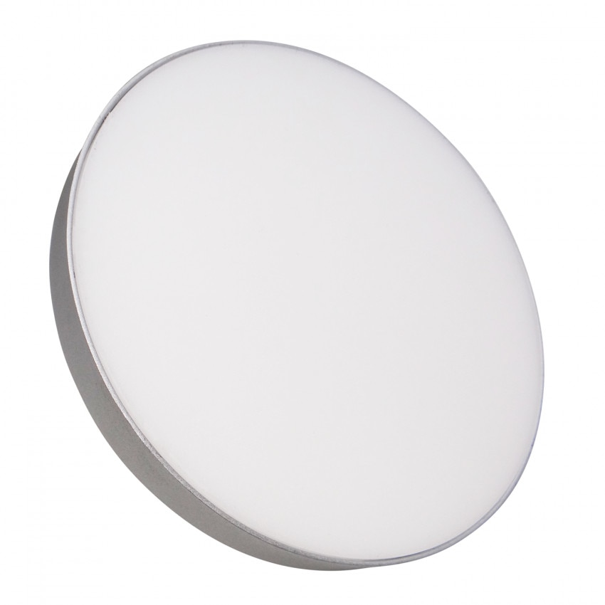 Round 24W (UGR19) Dimmable LED Surface Panel