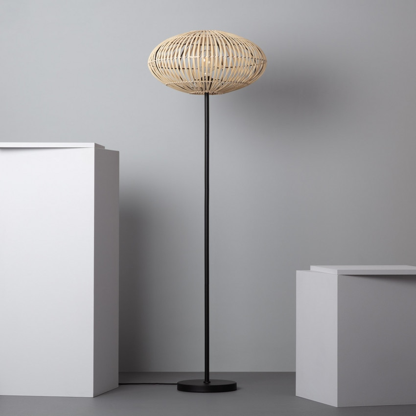 Bambu Atamach Floor Lamp