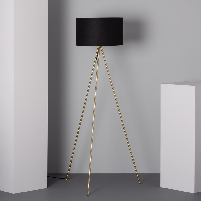 Smart WiFi Carla Floor Lamp with Dimmer