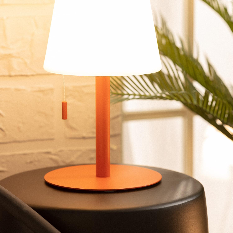 Lámpara de Mesa LED Solar Epinay