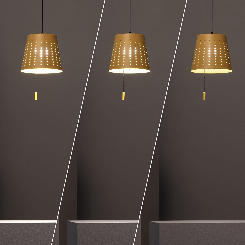 Lámpara Colgante LED Solar Banate