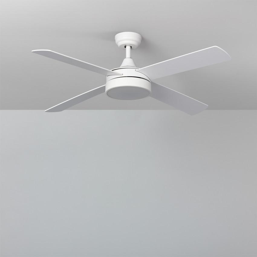Ceiling Fan Timor White LED 132cm DC Motor