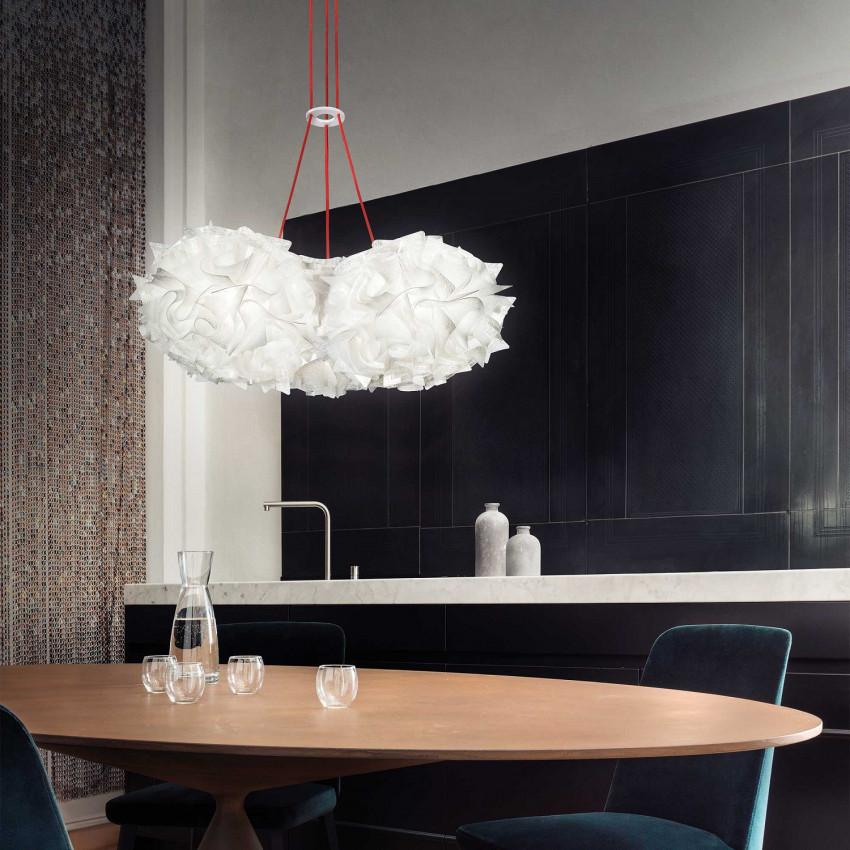 SLAMP Veli Trio Suspension Couture Pendant Lamp