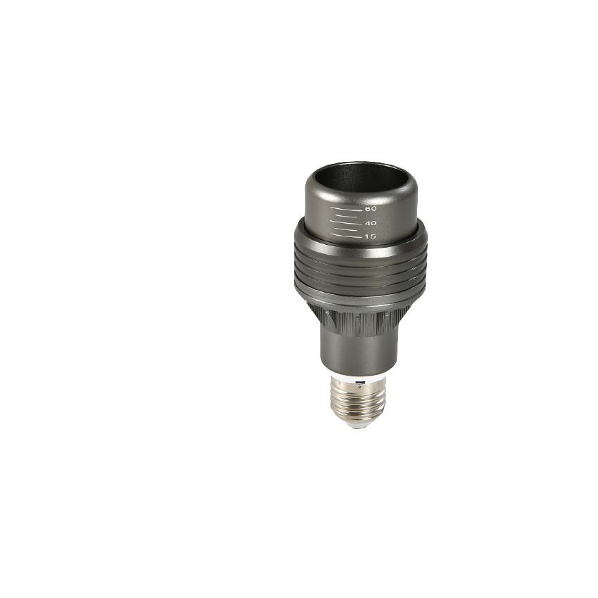 7W PAR20 E27 LED Bulb with Adjustable Aperture