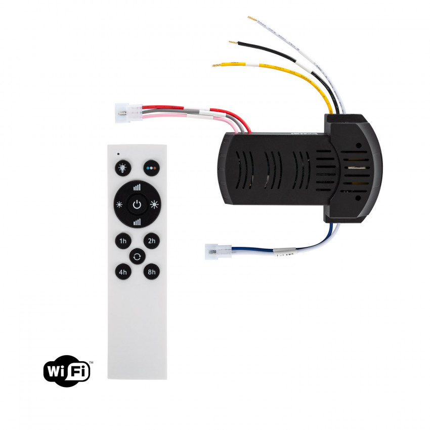WiFi Controller for DC Ceiling Fans