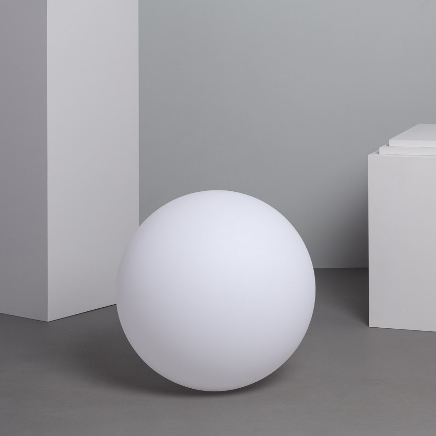 50cm IP65 Rechargeable RGBW LED Sphere